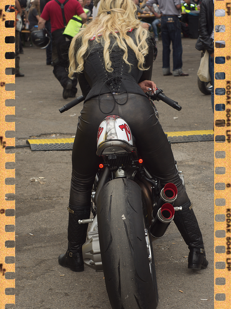 Motorrad LOUIS