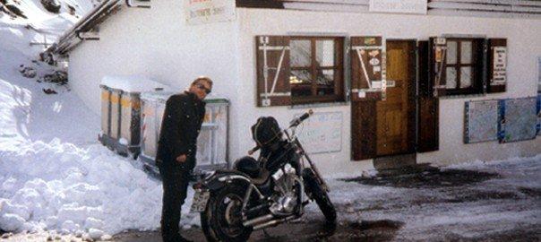 Schnee Tour im Oktober