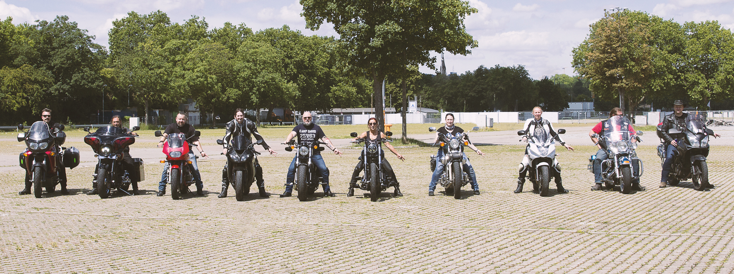 Bikers for freedom